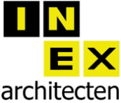 IN-EX architecten logo